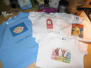 completed tees