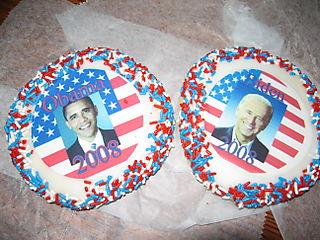Obama Biden cookies