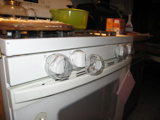 stove dials