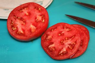 homegrown, the best kind of tomato