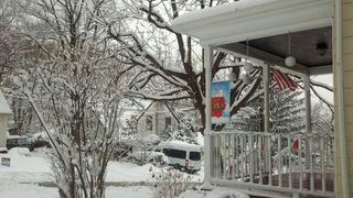 Snow jan 26