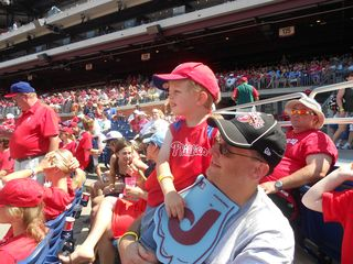 Phillies game 2011 086