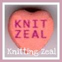 Knitzeal heart