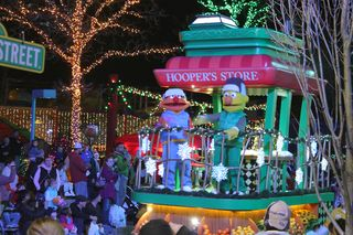Sesame Place Christmas 063