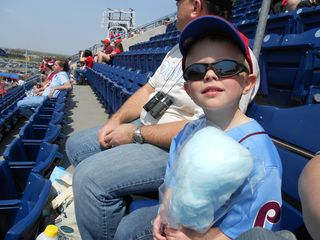 Phillies in April 008