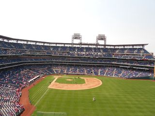 Phillies in April 006