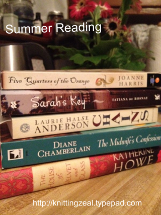Books summer