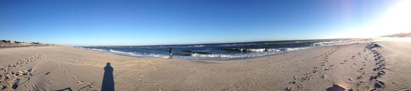 Beach pan