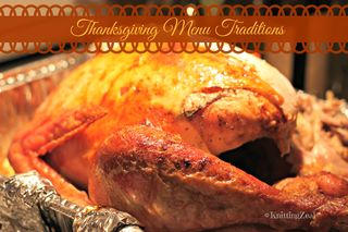 Thanksgiving turkey border