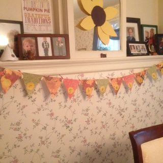 Thanksgiving pennant