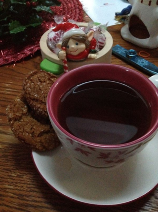 tea with the elf