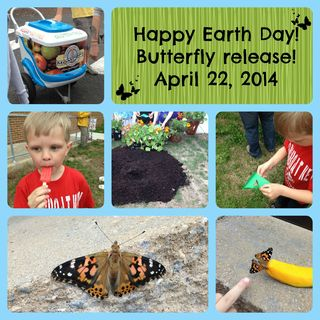 Earth Day Collage