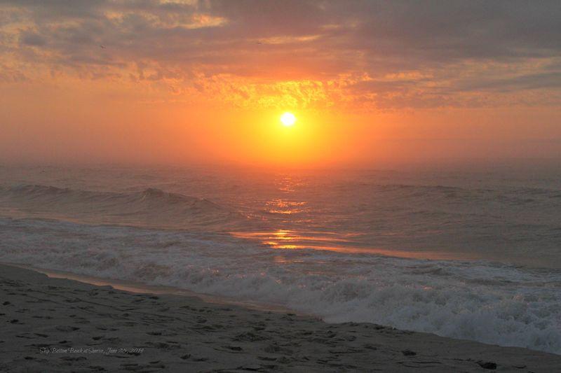 Sunrise lbi