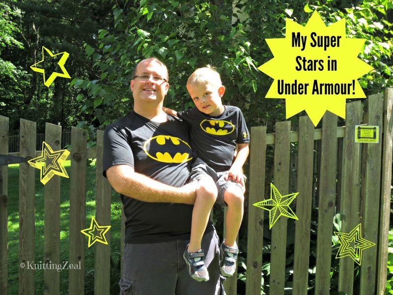 Batmen in UA