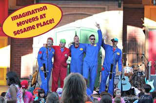 Imagination Movers at SP