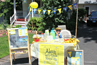Alex's Lemonade Stand 2014