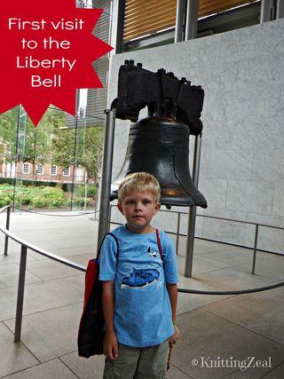Liberty Bell visit
