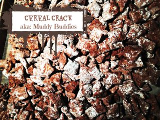 Cereal crack muddy buddies
